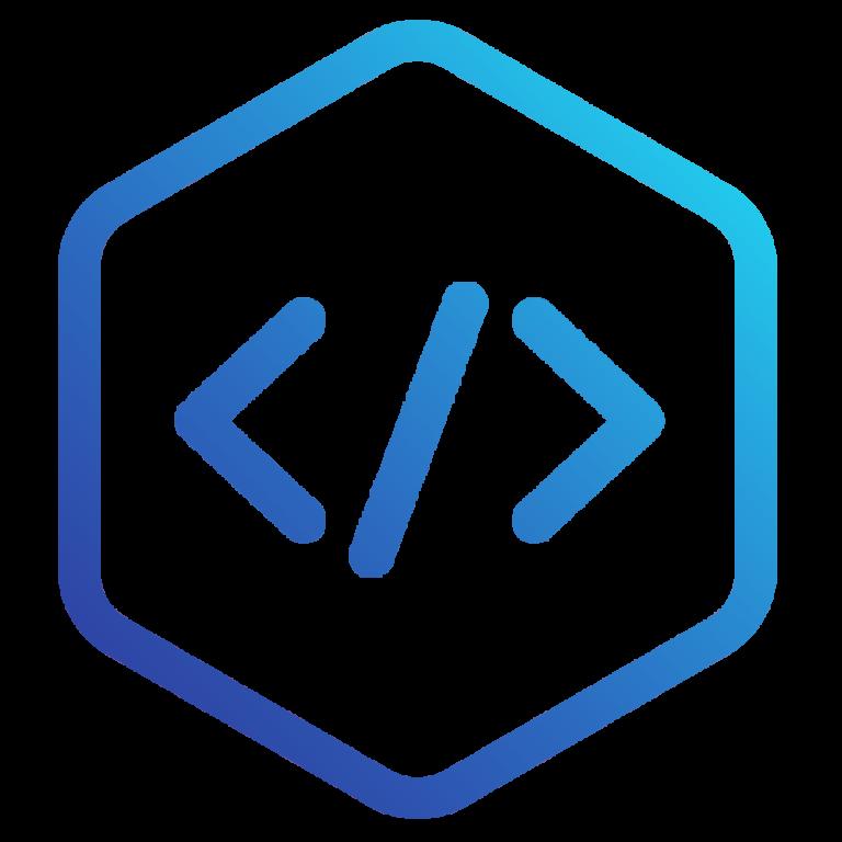 Website Wizards Blue Build Icon