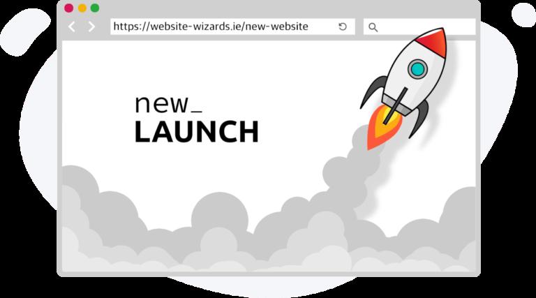 Brand New Website Web Design