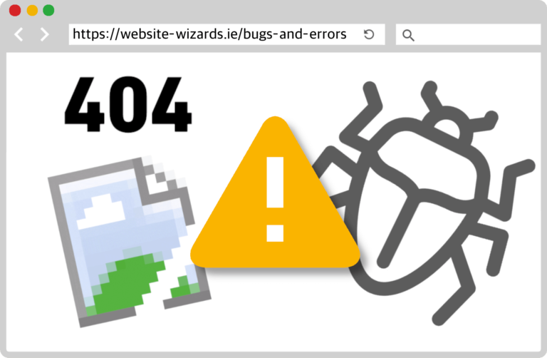 Bugs and errors